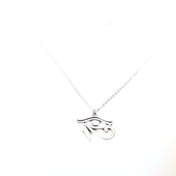 Eye of Horus Charm Chain Necklace - Lakota Inspirations
