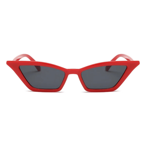 Florida Flair ☆ Fiery Red Sunglasses - Lakota Inspirations