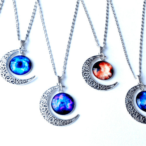 Galaxy Necklace - Lakota Inspirations