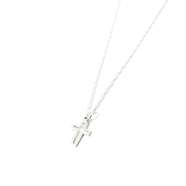 925 Sterling Silver Cross Necklace - Lakota Inspirations