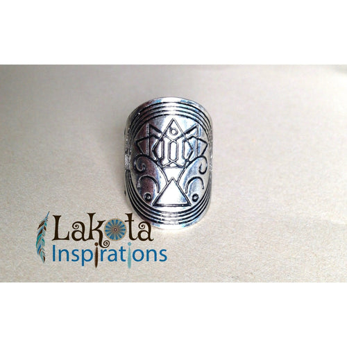 Engraved Tibetan Rings- Assorted