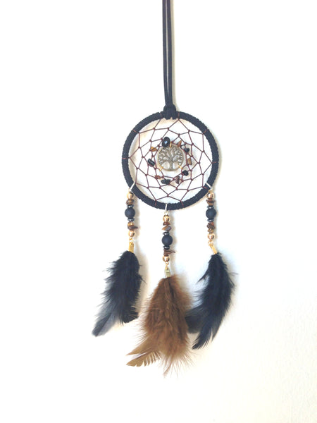 Tree of Life Designer Dream Catcher Decor - Lakota Inspirations