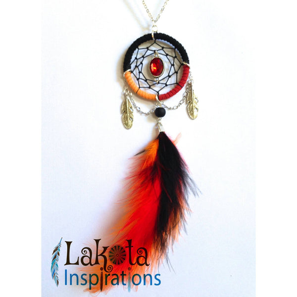 Dream Catcher Necklace- Bohemian Dream Limited Edition Range