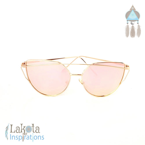 The Retro ♥ Rose Gold Treasure - Lakota Inspirations