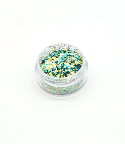 Bio-degradable Eco-Glitter- Past Midnight