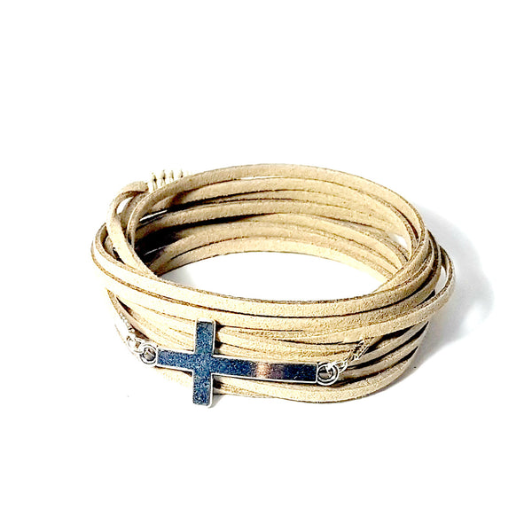 Silver Cross 3-in-1 Wrap (Assorted Colours) - Lakota Inspirations