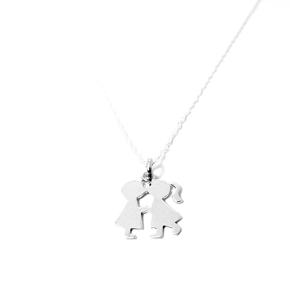 925 Sterling Silver Soulmate Necklace - Lakota Inspirations