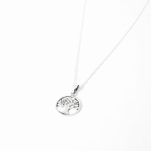 925 Sterling Silver Tree of Life Necklace - Lakota Inspirations
