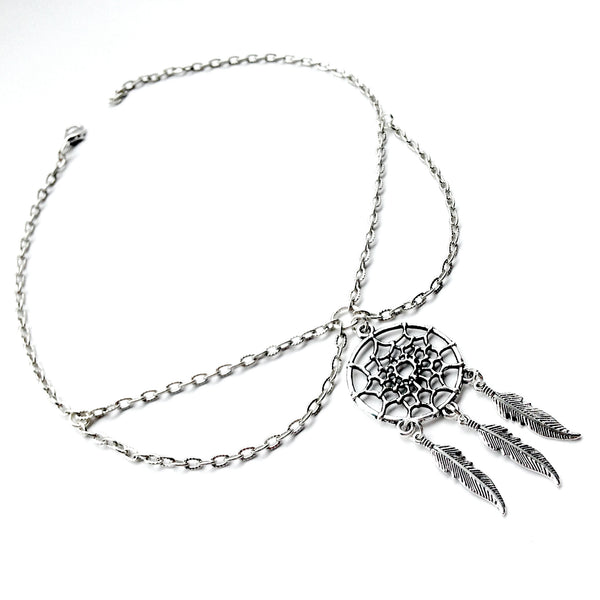 Silver Dream Catcher Jewellery - Lakota Inspirations