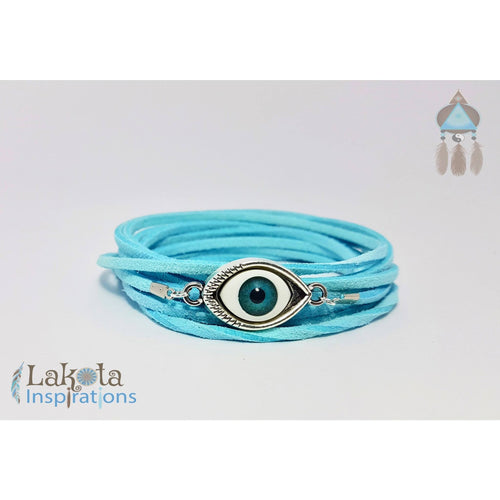 Eye of Protection 3-in-1 Wrap (Assorted Colours) - Lakota Inspirations