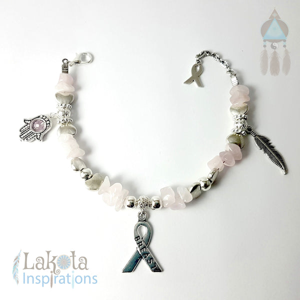 The Faith Charm Bracelet - Lakota Inspirations
