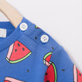 Watermelon Tee - Blue