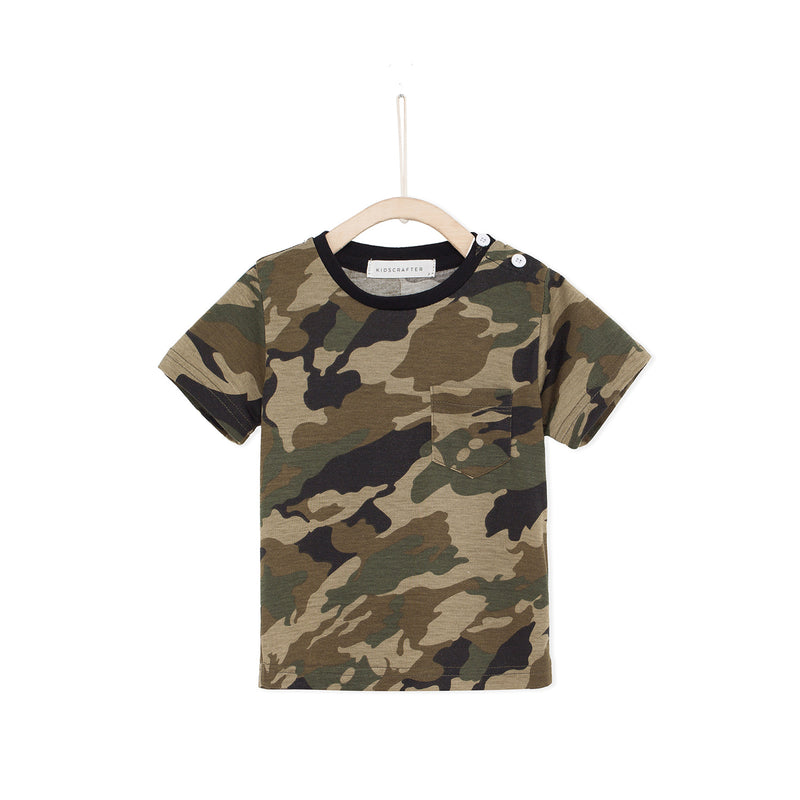 Army Camouflage - Green
