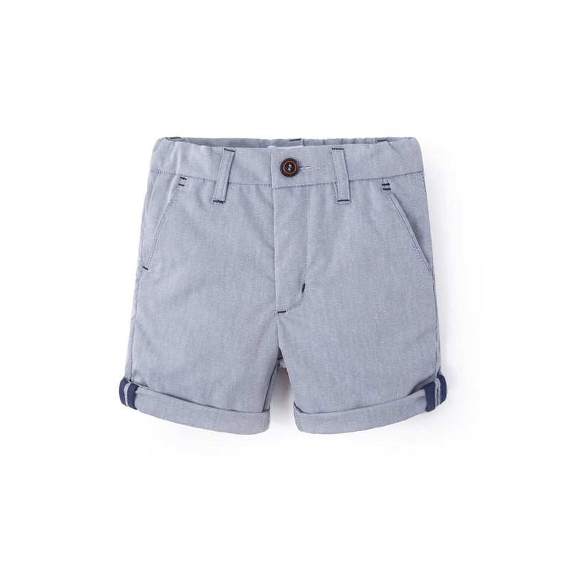 Casual Bermuda - Harbor Gray