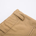 Casual Jogger Pants - Khaki