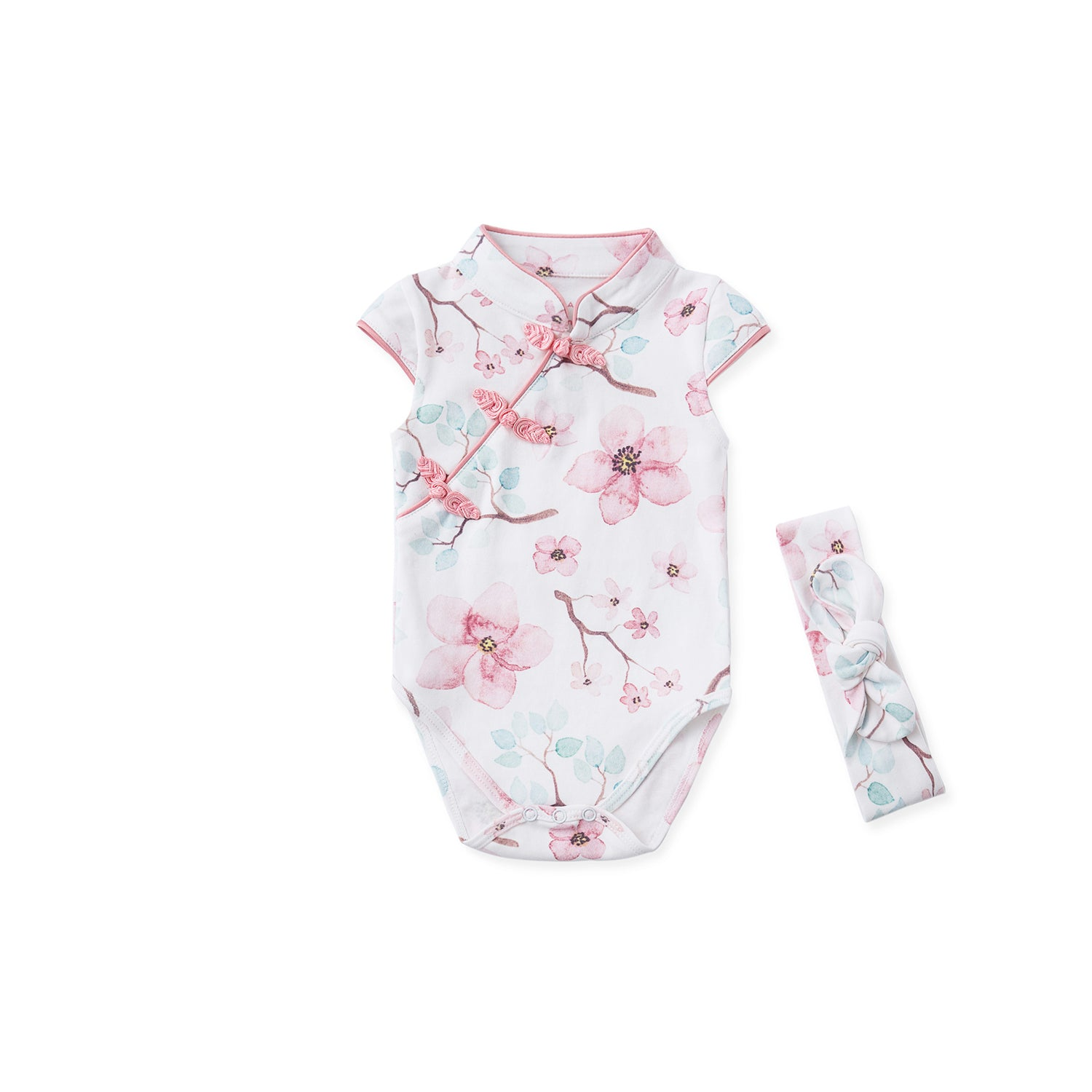 8e15bdc16 Classic Baby Cheongsam - Floral – KIDSCRAFTER