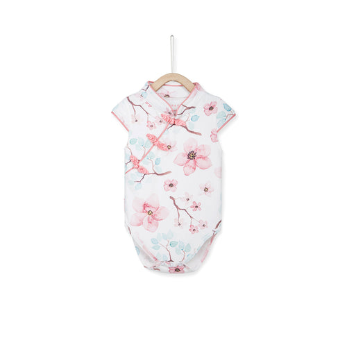 Classic Baby Cheongsam - Floral (Pre-order)