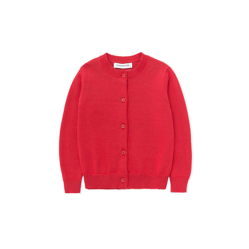 Comfit Cardigan - Red