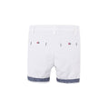 Lucas Shorts - White
