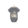 The Little King - Gray