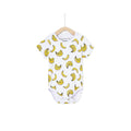 Bananas About You Romper - White