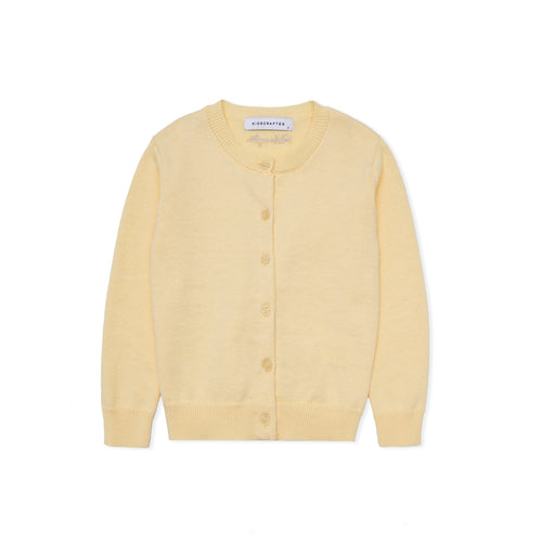 Comfit Cardigan - Yellow