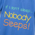 If I Don't Sleep, Nobody Sleeps! - Blue