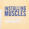 Installing Muscles - Yellow