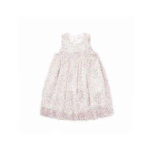 Confetti Babydoll Dress - Birthday Cake