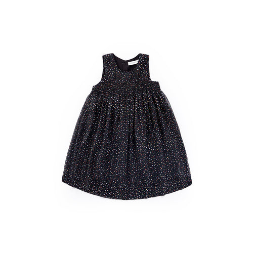Confetti Babydoll Dress - Candlelight
