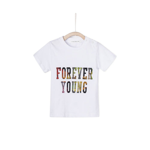 Forever Young - White