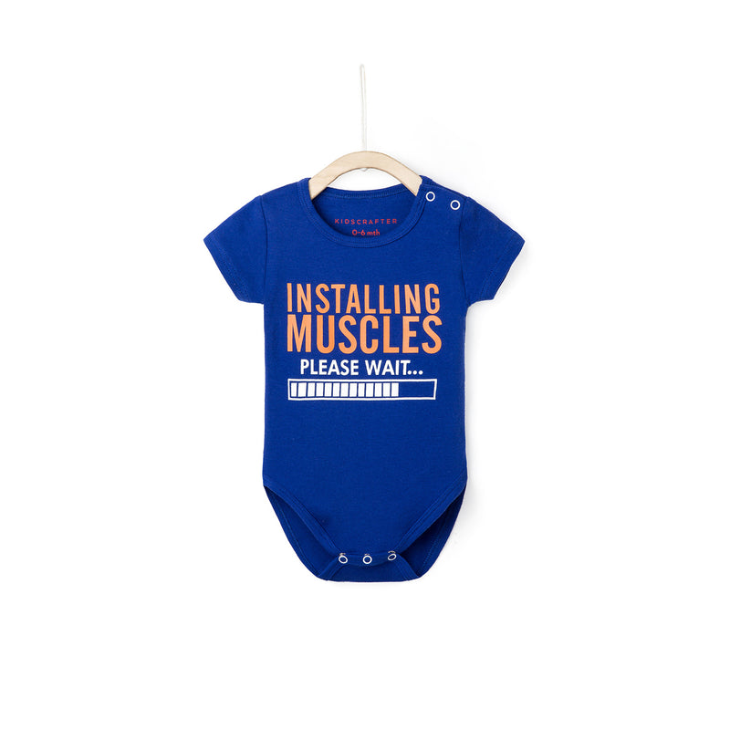 Installing Muscles - Blue