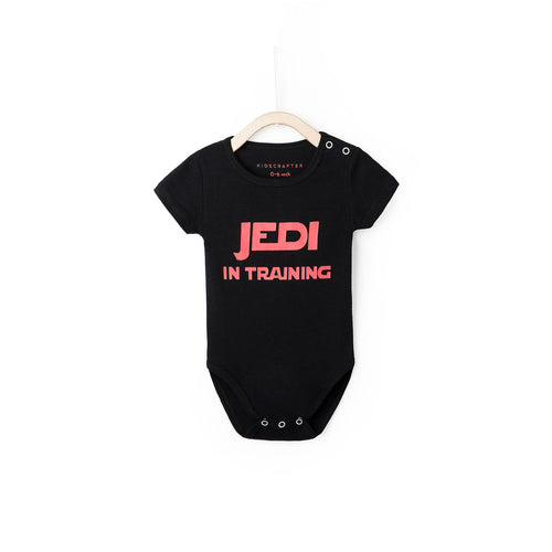 Jedi In Training - Black