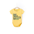 Nap Build Destroy - Yellow