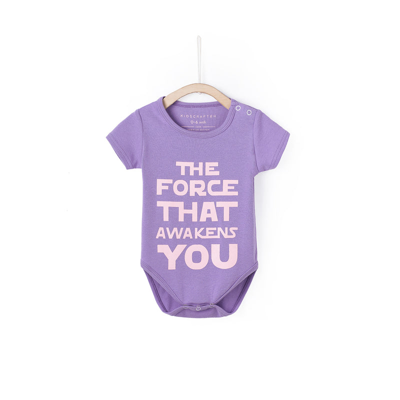 The Force That Awakens You - Purple