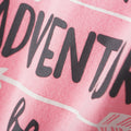 Let The Adventure Begin - Pink