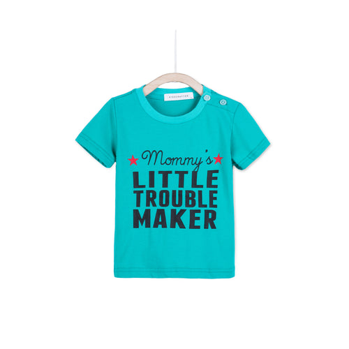 Mommy's Little Troublemaker - Green