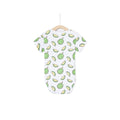 One And Only Durian Romper - White