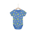 One And Only Durian Romper - Blue