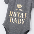 The Real Royal Baby - Gray