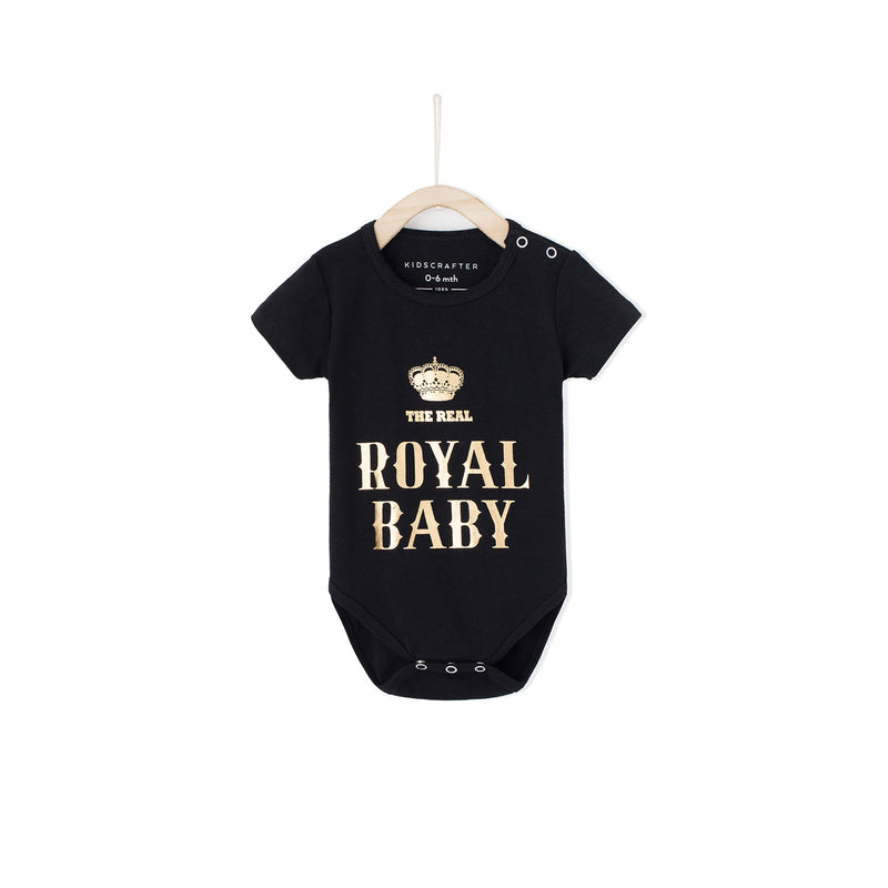 The Real Royal Baby - Black