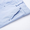 Tapered Fit Bermuda - Iceberg Blue