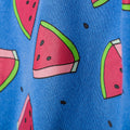 Watermelons Baby Romper - White
