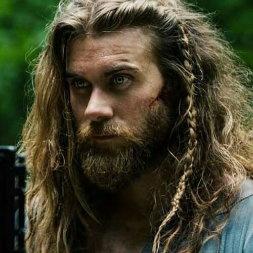 TOP VIKING HAIRSTYLES - PART 2