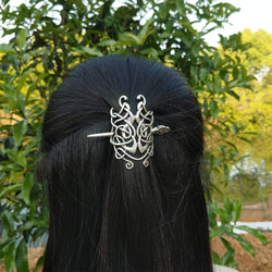 Viking  Women Hairpin - VikingDragons