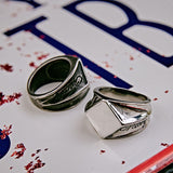 Nordic Stainless Steel Vikings  Ring