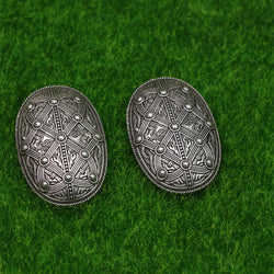 Norse Vikings Tortoise Brooches - VikingDragons