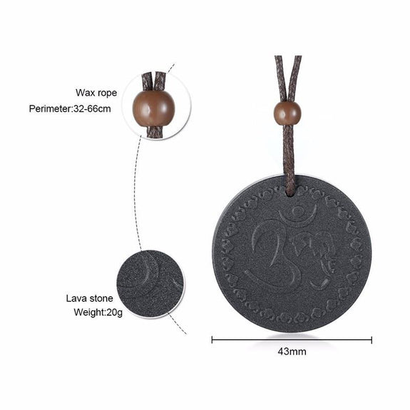 Enjoy EMF Protection from Mobiles & Computers & BOOST HEALTH with a Scalar  Quantum Bio-energy OM Pendant