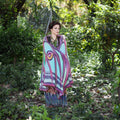 **NEW** Zen Fairy Wings Cape Beach Cover Up