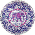 Love That Elephant Mandala Yoga Tapestry-3 Designs